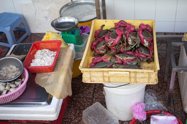 Saigon's Street Markets