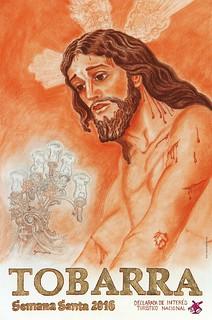 Cartel de Semana Santa de Tobarra 2016