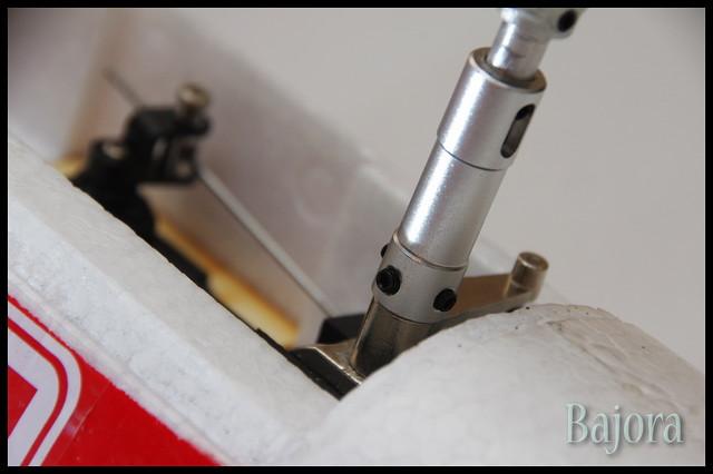 Top-Design CNC Suspension Strut Set For Freewing Rebel V2 Free Shipping !