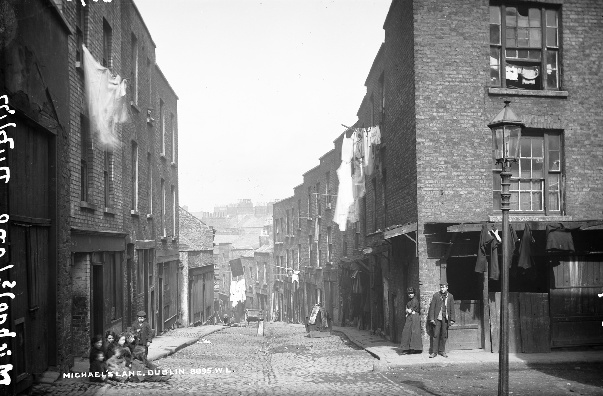 Michael's Lane, Dublin City