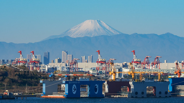 20160110_03_The view from the Tokyo Gate Bridge by OLYMPUS OM-D E-M5 Mark II + M.ZUIKO DIGITAL ED 40-150mm F2.8 PRO