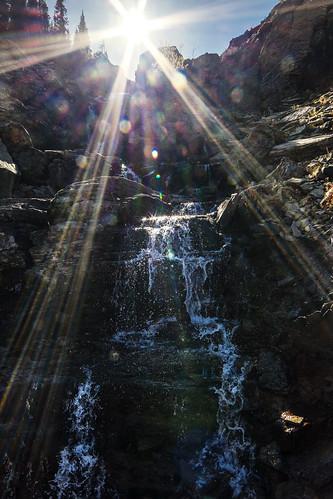 Oberlin Falls- End Of Season