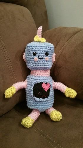 Iron Craft #2: Robot Heart Monitor
