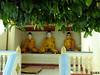 Drei Buddhas