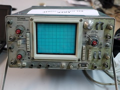Bristol Hackspace: Oscilloscopes
