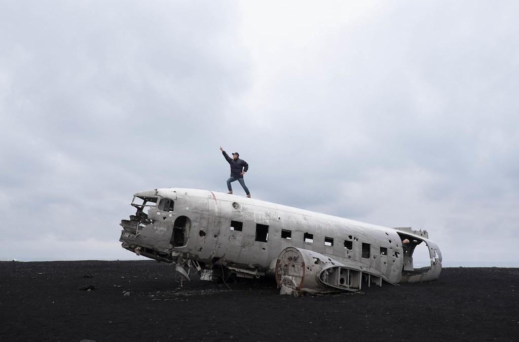 Plane Wreck Site