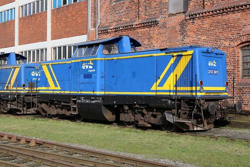 train v100 evb railways br213