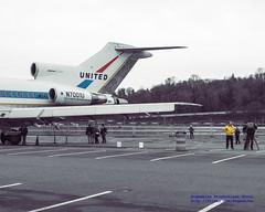 GLENN FARLEY TELLING THE MUSEUM OF FLIGHT'S 727 STORY