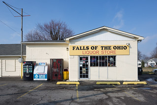Falls of the Ohio Liquor Store