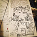 Sketchnote travelogue by dessinauteur