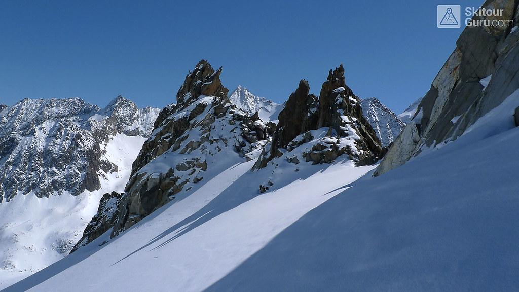 Wildes Hinterbergl Stubaiské Alpy Österreich foto 15