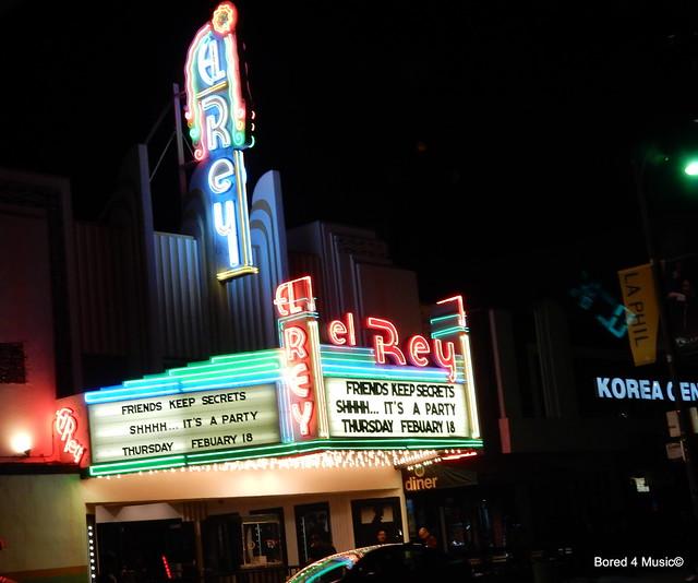 Jessie Ware & Ryn Weaver @ The El Rey Theatre (02/18/16)