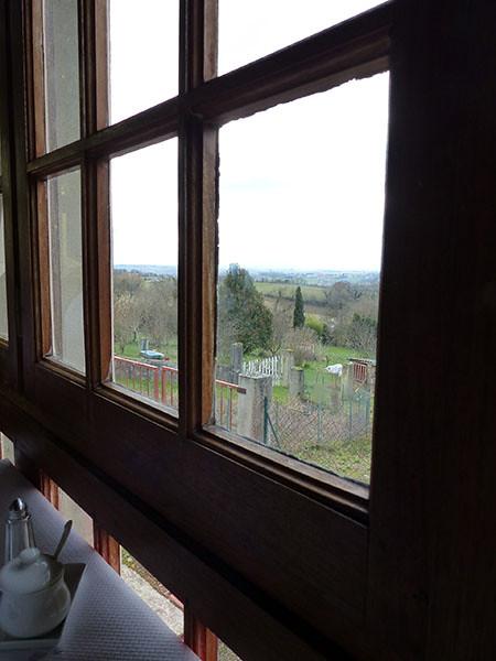 fenêtre de chez Anny