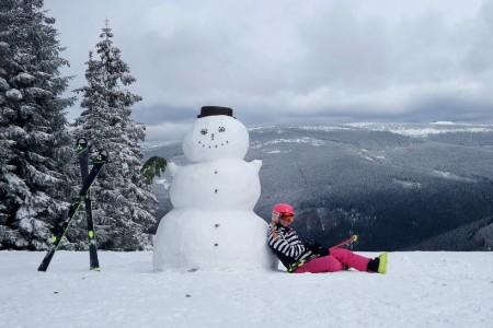 SNOW tour 2015/16: Harrachov – březen, za sněhuláka vlezem!