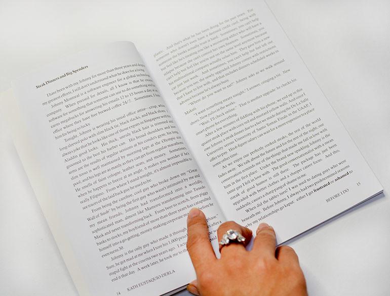 4 Before I do Book - Kath C. Eustaquio-Derla