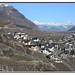 Les Follateres Branson et la vallée du Rhône by luka116