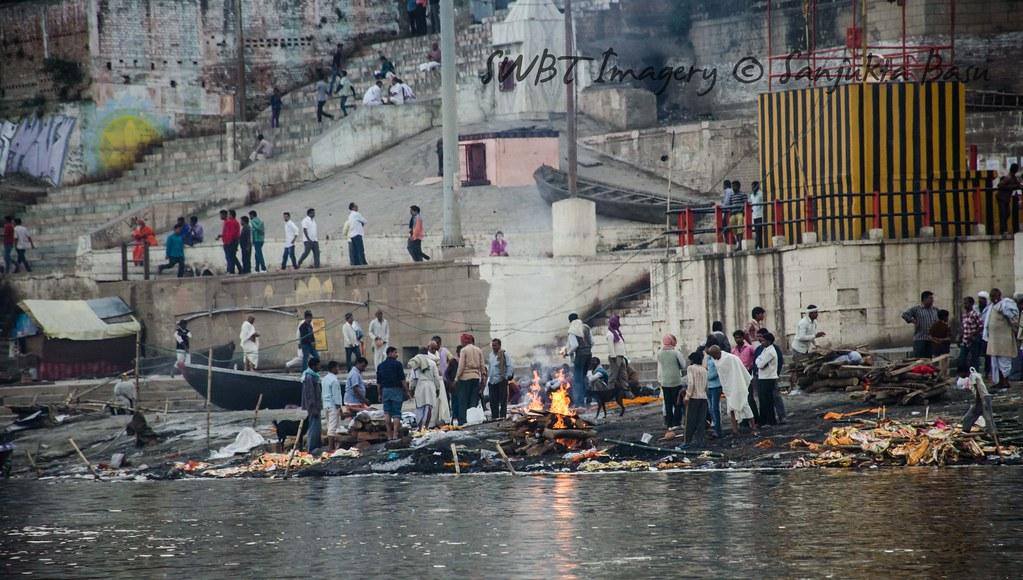 SWBT Varanasi-Harishchandra Ghat