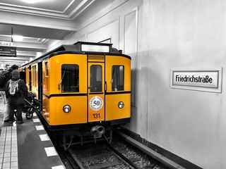 Old Berlin Subway 131 BII