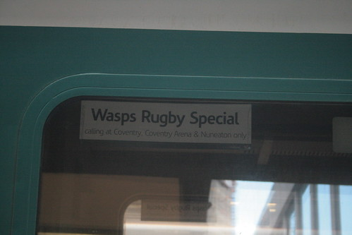 Wasps Rugby Special