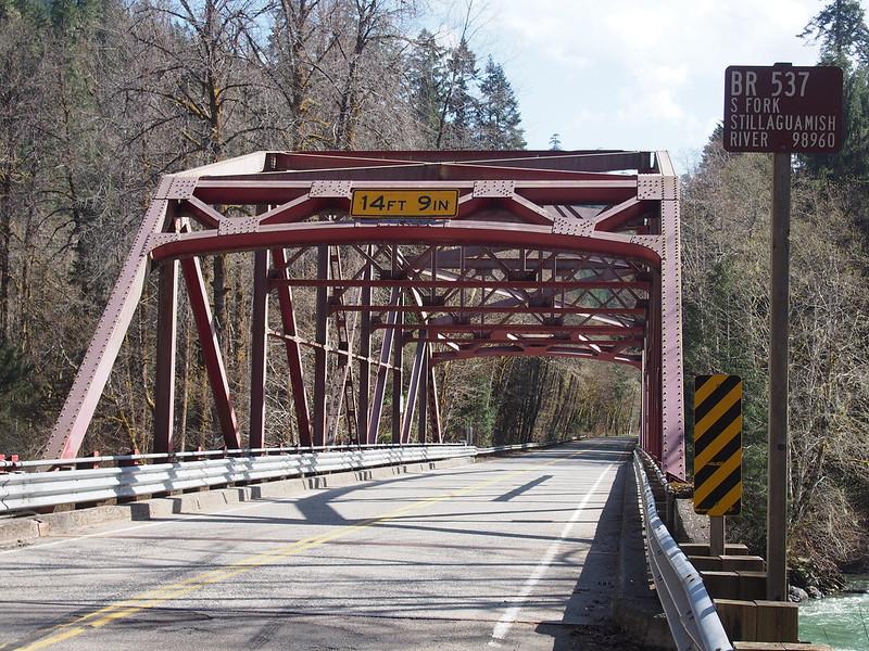 Red Bridge: bridge