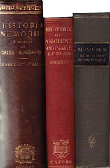 Books on Greek coinage