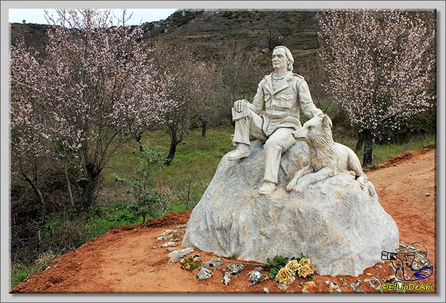 El Monumento a Félix Rodriguez de la Fuente cambia de ubicación (0)