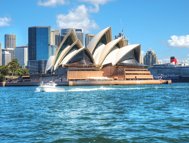 A Sydney icon!