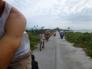 Riding on Geiger Key