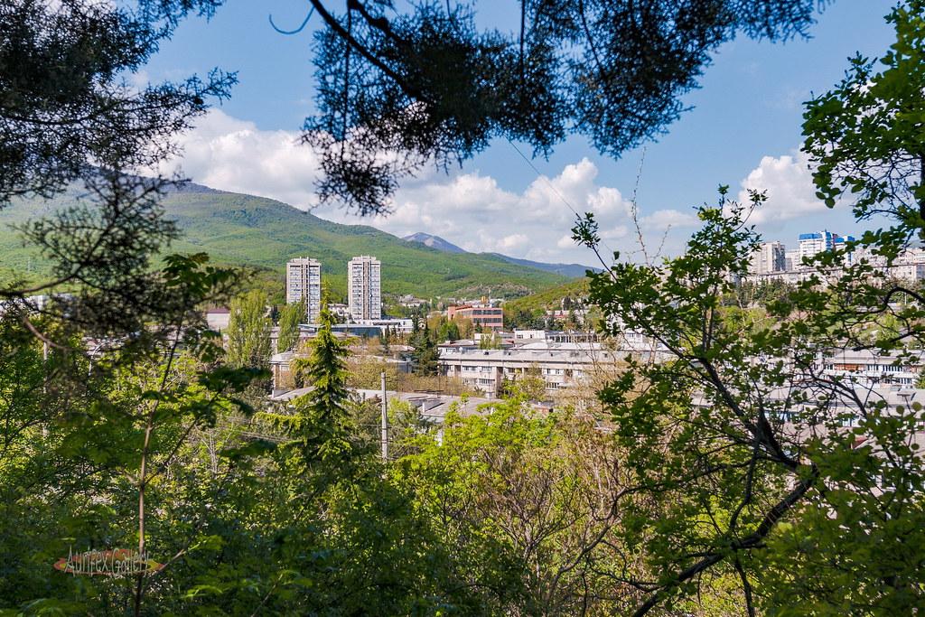 Crimean Cityscape