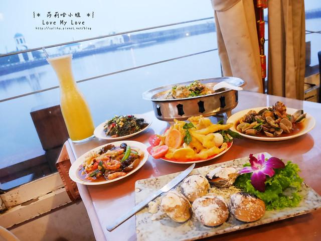 新竹南寮漁港海鮮大餐美食大蛤蜊