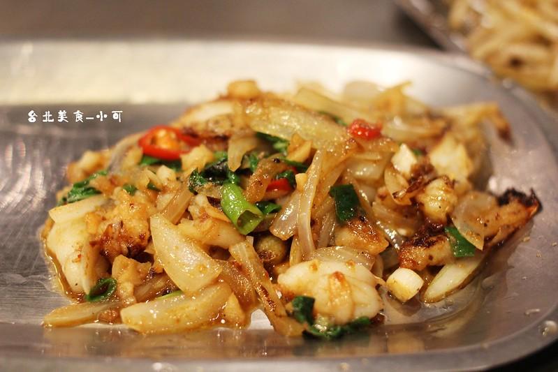 寧夏夜市香連鐵板燒【台北好吃鐵板燒】香連鐵板料理,寧夏夜市美味好吃鐵板燒餐廳