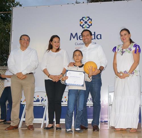 20160322 - Premiación Yo Soy Mérida Blanca