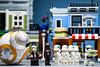 BB-8 : Best Sandwich Place in the Galaxy.