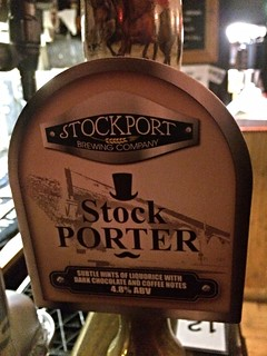 Stackport, Stock Porter, England