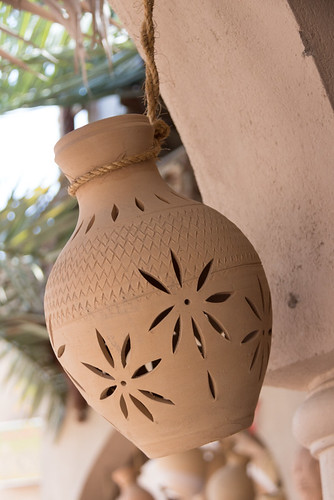 Nizwa Souk clay pot
