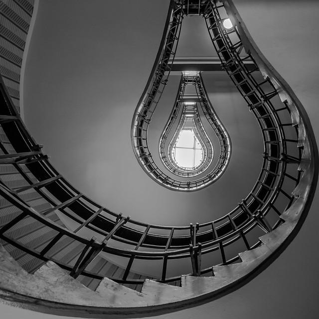 Stairwell to illumination