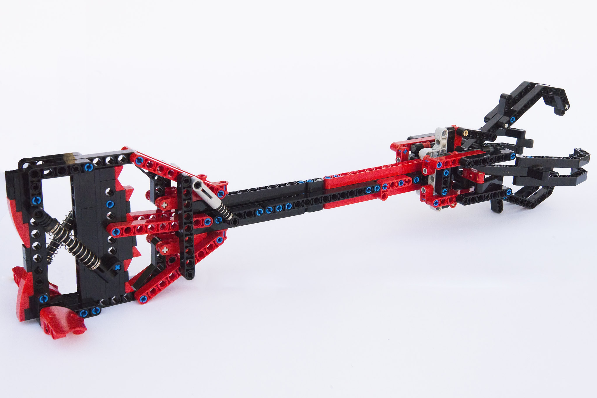 lego mindstorm claw instructions