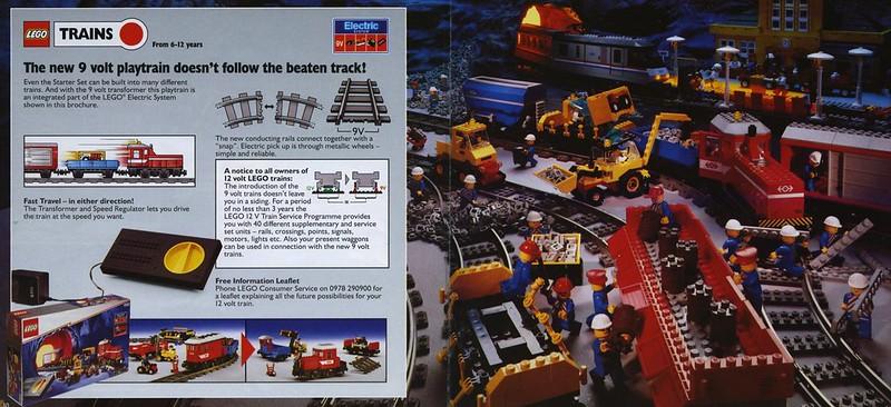ThrowbackThursday: 1991 | Brickset: LEGO set guide and database