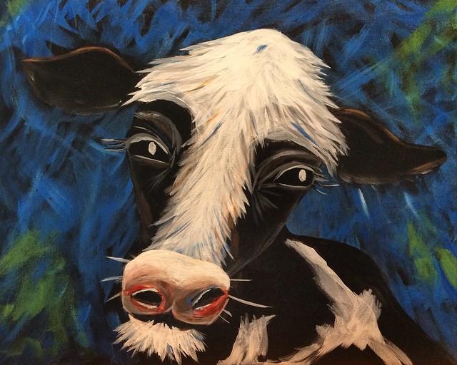 Happy Cow!