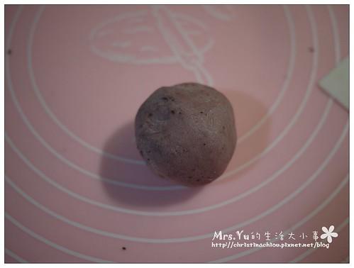 蔓越莓紫地瓜饅頭