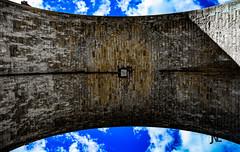 Plafond d'arche, Viaduc de l'Arrêt-Darré