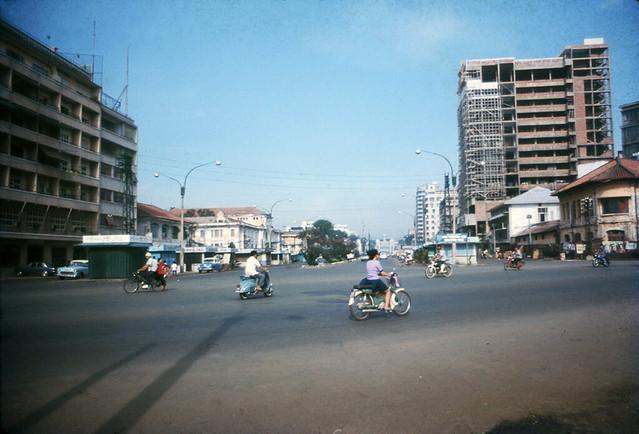SAIGON 1972 - Đại lộ Nguyễn Huệ