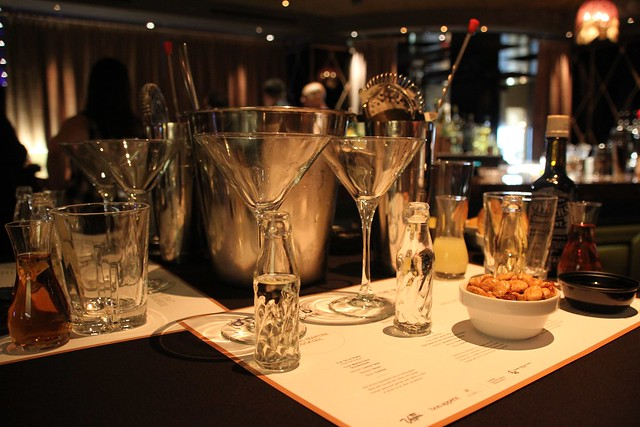 Vegas Uncork'd: Cocktail Class with the Master