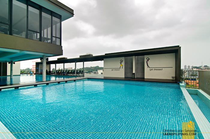 The Pines Melaka Hotel Swimming Pool