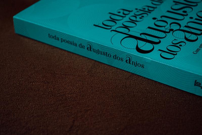Toda Poesia de Augusto dos Anjos