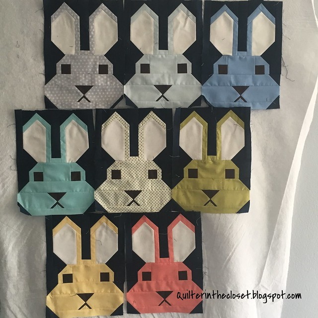 Bunny blocks multiplied!