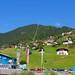 Bergbahnen Kappl. Paznaun. Tirol.