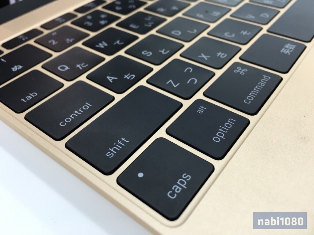 MacBook Retina 12インチ視察09