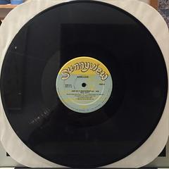 NEWCLEUS:JAM ON IT(RECORD SIDE-B)