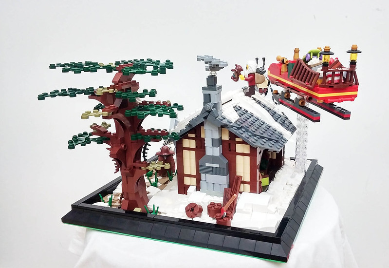 MOC - Santa Claus Is Coming To Town 23999123846_cefd5aba12_c
